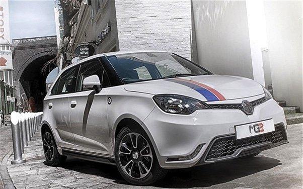 Car Review: MG3