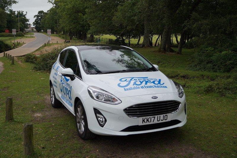 Car Review: Ford Fiesta Mk8