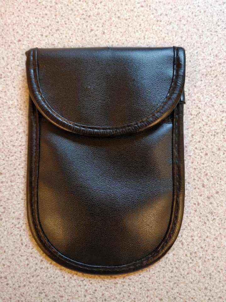 Product Review: Faraday Pouch