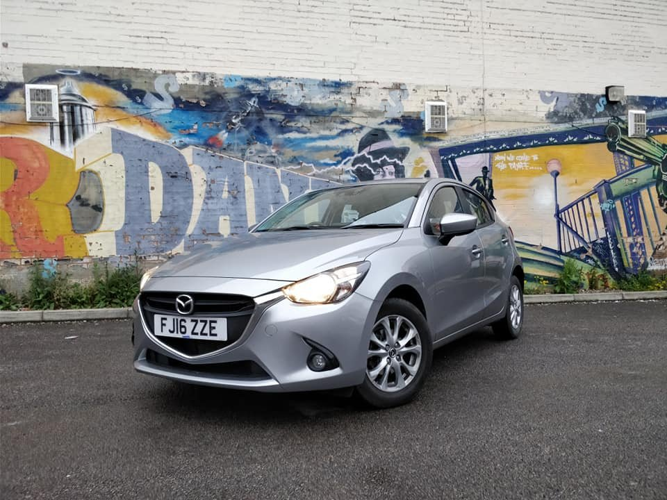 Car Review: Mazda 2