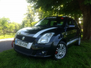 Car Review: Suzuki Swift Mk2