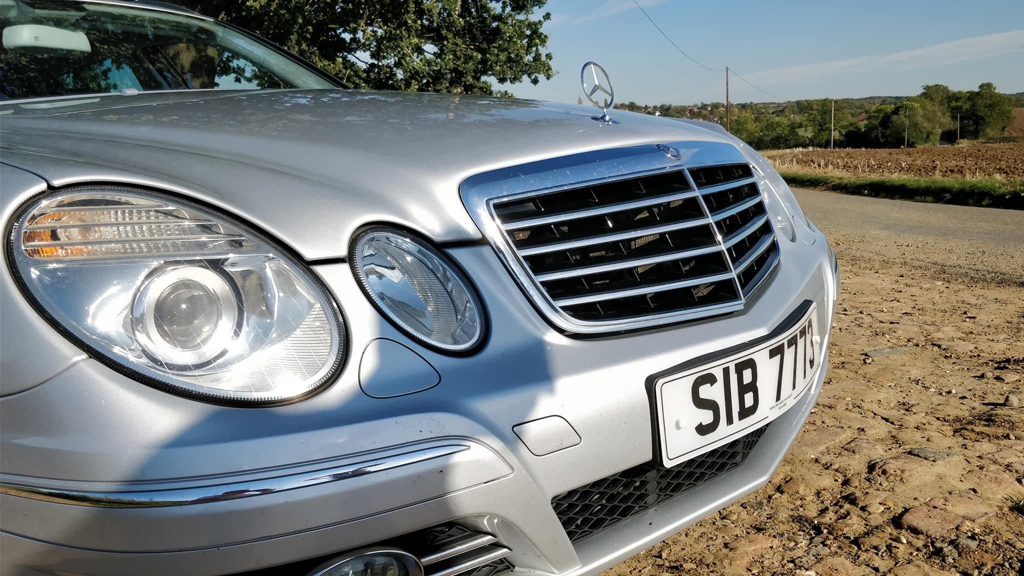 Used Car Review: Mercedes W211 E Class