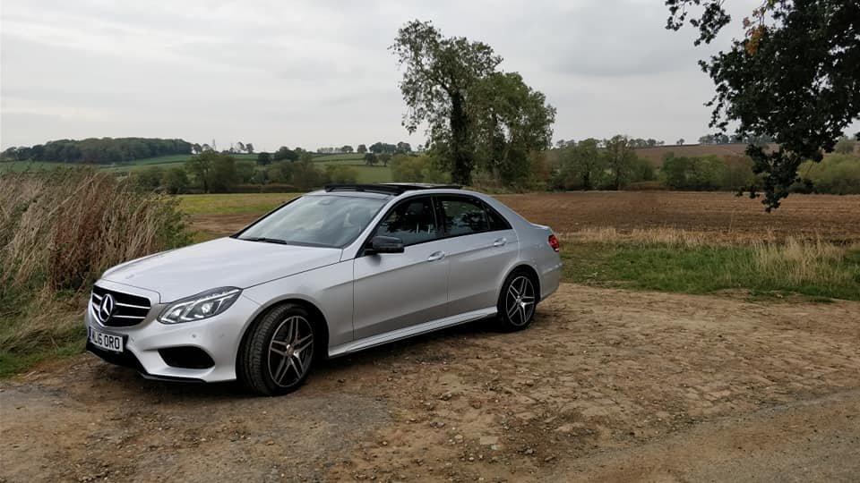 Mercedes W212 E Class saloon facelift