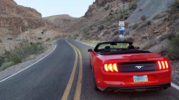 Road trip through Nevada & Arizona
