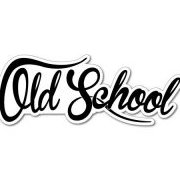 'Old School Cool'