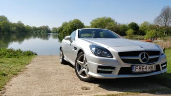 Used Car Review: Mercedes SLK